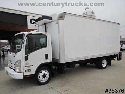 2012 Isuzu NRR REEFER for sale in Grand Prairie TX
