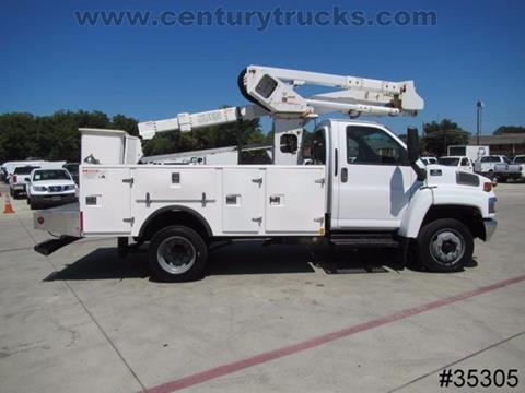 2006 Chevrolet C5500 for sale in Grand Prairie TX
