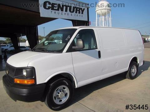 2010 Chevrolet Express Cargo for sale in Grand Prairie TX