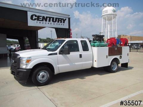 2014 Ford F-350 Super Duty for sale in Grand Prairie TX