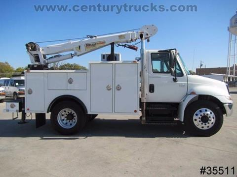 2007 International 4300 for sale in Grand Prairie TX
