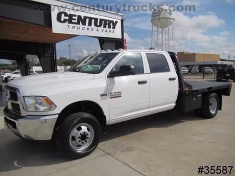 2015 RAM Ram Chassis 3500 for sale in Grand Prairie TX