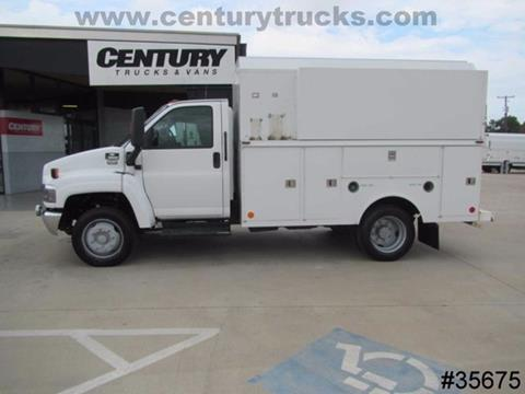 2007 Chevrolet C5500 for sale in Grand Prairie, TX