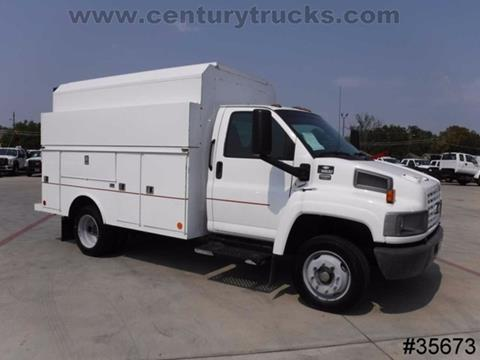 2007 Chevrolet C5500 for sale in Grand Prairie TX