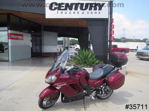 2009 Kawasaki 1400 CONCOURS for sale in Grand Prairie TX