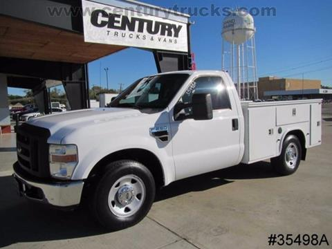 2008 Ford F-250 for sale in Grand Prairie TX