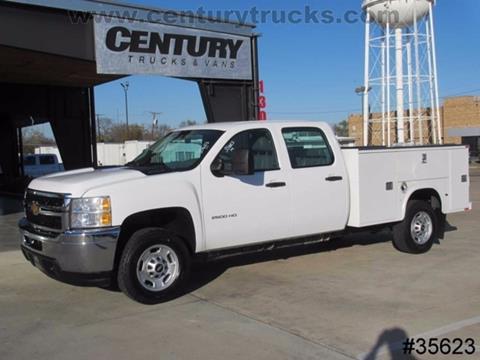 2014 Chevrolet Silverado 2500HD for sale in Grand Prairie, TX