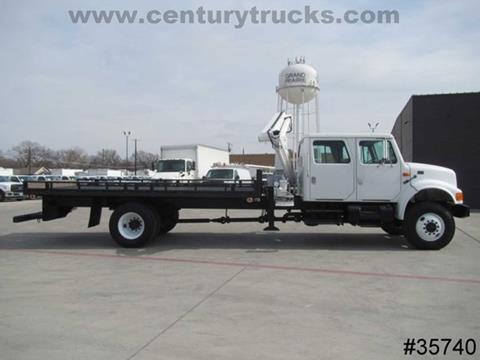 1999 International 4800 4X4 for sale in Grand Prairie TX