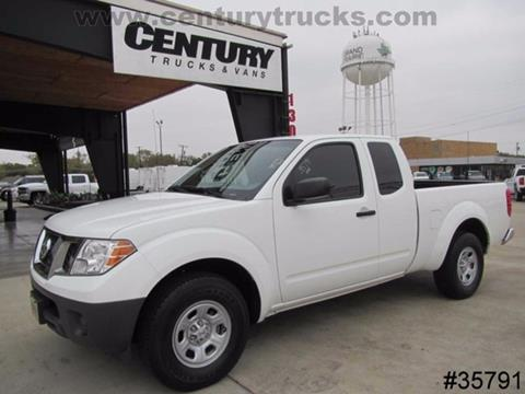 2014 Nissan Frontier for sale in Grand Prairie TX