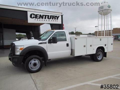 2011 Ford F-450 for sale in Grand Prairie TX