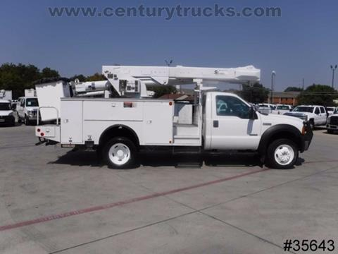 2005 Ford F-550 for sale in Grand Prairie TX