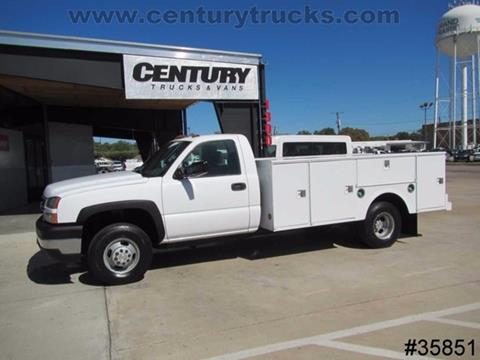 2007 Chevrolet 3500 DRW for sale in Grand Prairie TX