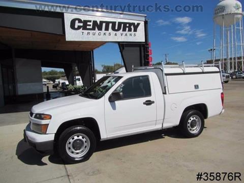 2012 Chevrolet Colorado for sale in Grand Prairie, TX