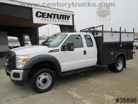 2012 Ford F-450 for sale in Grand Prairie, TX