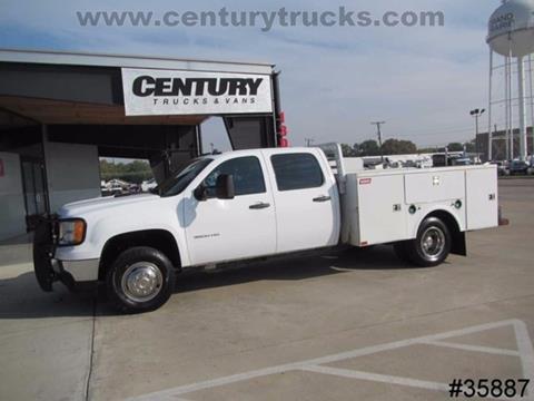 2013 GMC 3500 4X4 DRW SIERRA for sale in Grand Prairie TX