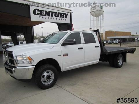 2012 RAM Ram Chassis 3500 for sale in Grand Prairie TX