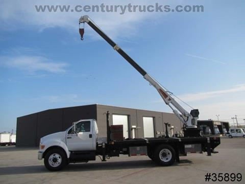 2008 Ford F-750 for sale in Grand Prairie, TX