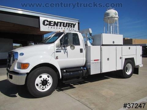 2011 Ford F-750 Super Duty for sale in Grand Prairie, TX