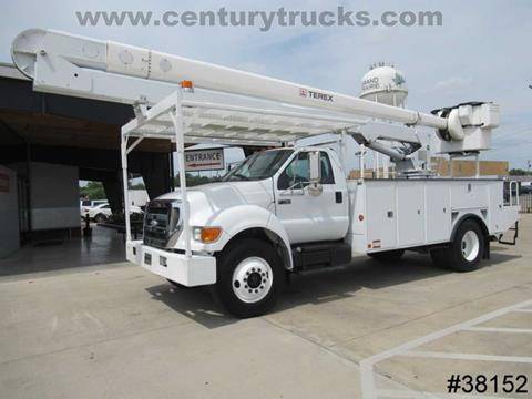 2008 Ford F-750 Super Duty for sale in Grand Prairie, TX
