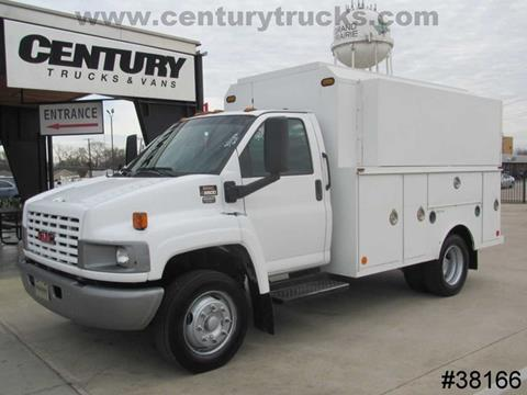 2008 GMC C5500 for sale in Grand Prairie, TX