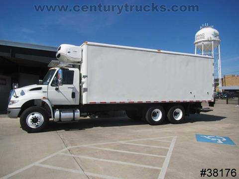 2012 International DuraStar 4400 for sale in Grand Prairie, TX