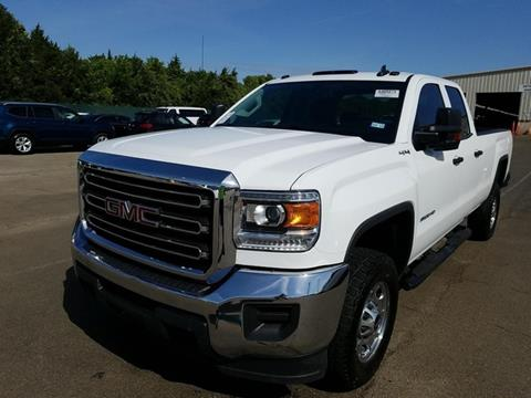 2017 GMC Sierra 2500HD for sale in Grand Prairie, TX