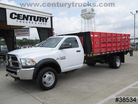 2013 RAM Ram Chassis 5500 for sale in Grand Prairie, TX