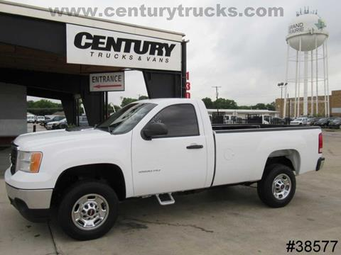 2011 GMC Sierra 2500HD for sale in Grand Prairie, TX