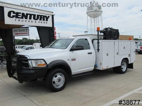 2011 RAM Ram Chassis 5500 for sale in Grand Prairie, TX