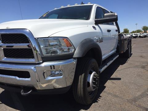 2017 RAM Ram Chassis 5500 for sale in Grand Prairie, TX