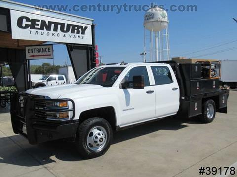 2017 Chevrolet Silverado 3500HD CC for sale in Grand Prairie, TX