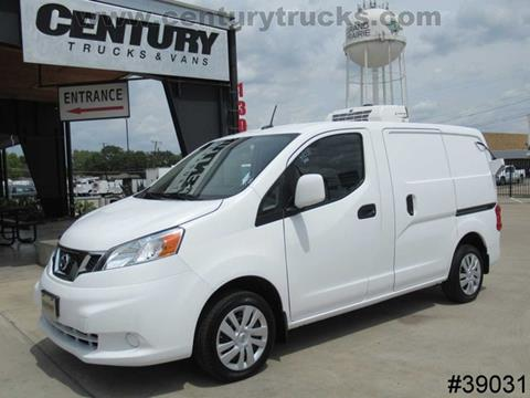 2017 Nissan NV200 for sale in Grand Prairie, TX