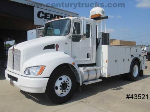 2010 Kenworth T370 for sale at CENTURY TRUCKS & VANS in Grand Prairie TX