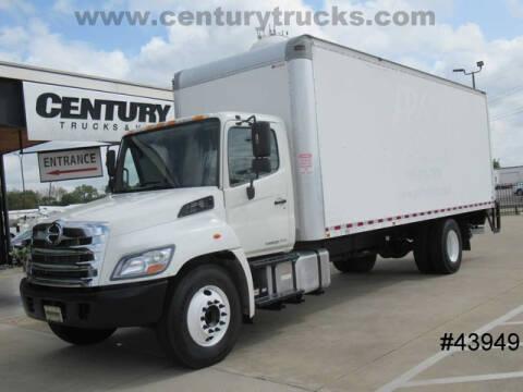 2015 Hino 268 for sale at CENTURY TRUCKS & VANS in Grand Prairie TX