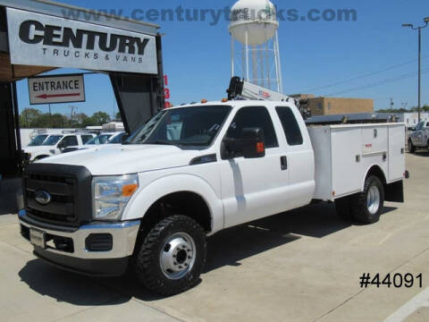 2015 Ford F-350 Super Duty for sale at CENTURY TRUCKS & VANS in Grand Prairie TX
