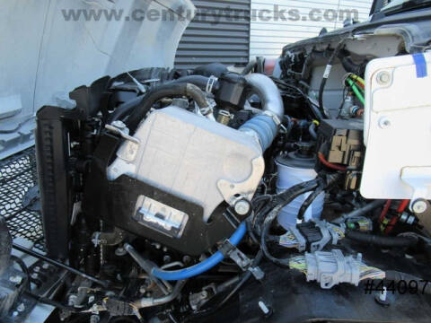 2018 Ford F-750 Super Duty