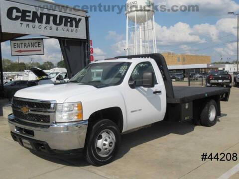2013 Chevrolet 3500 DRW for sale at CENTURY TRUCKS & VANS in Grand Prairie TX