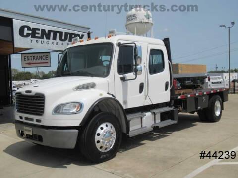 2018 Freightliner M2 106 for sale at CENTURY TRUCKS & VANS in Grand Prairie TX