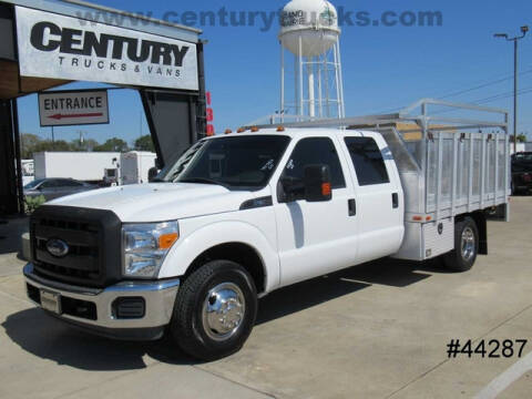 2016 Ford F-350 Super Duty for sale at CENTURY TRUCKS & VANS in Grand Prairie TX