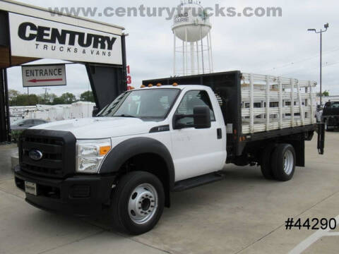 2014 Ford F-450 Super Duty for sale at CENTURY TRUCKS & VANS in Grand Prairie TX