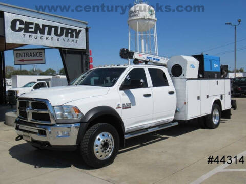 2014 RAM Ram Chassis 5500 for sale at CENTURY TRUCKS & VANS in Grand Prairie TX