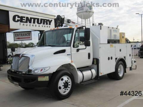 2015 International DuraStar 4300 for sale at CENTURY TRUCKS & VANS in Grand Prairie TX