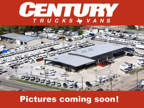 2019 GMC Savana Cargo for sale at CENTURY TRUCKS & VANS in Grand Prairie TX