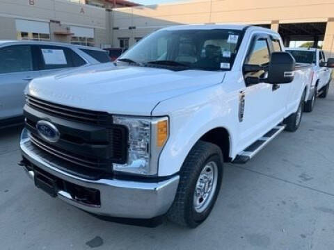 2017 Ford F-250 Super Duty for sale at CENTURY TRUCKS & VANS in Grand Prairie TX