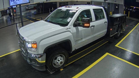 2016 GMC 3500 4X4 DRW for sale at CENTURY TRUCKS & VANS in Grand Prairie TX