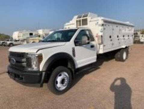 2019 Ford F-450 Super Duty for sale at CENTURY TRUCKS & VANS in Grand Prairie TX