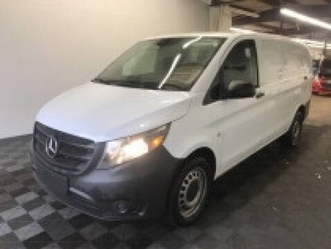 2019 Mercedes-Benz Metris for sale at CENTURY TRUCKS & VANS in Grand Prairie TX