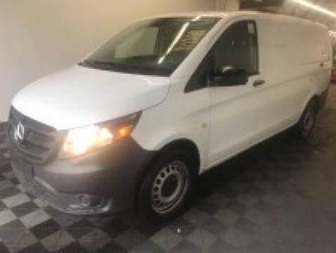2019 Mercedes-Benz Metris for sale at CENTURY TRUCKS & VANS in Grand Prairie TX