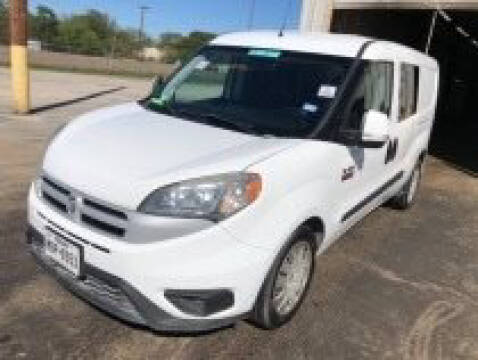 2016 RAM ProMaster City Wagon for sale at CENTURY TRUCKS & VANS in Grand Prairie TX