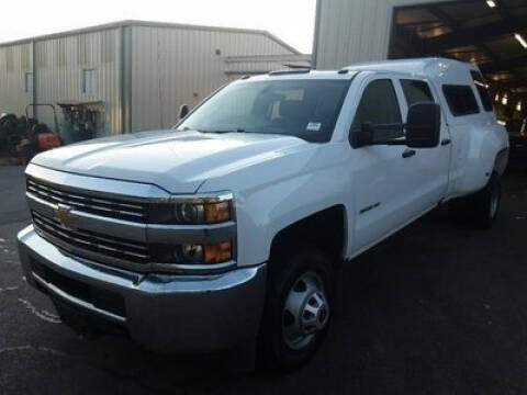 2017 Chevrolet Silverado 3500HD for sale at CENTURY TRUCKS & VANS in Grand Prairie TX